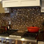 Mosaic Tile Backsplash Peel And Stick