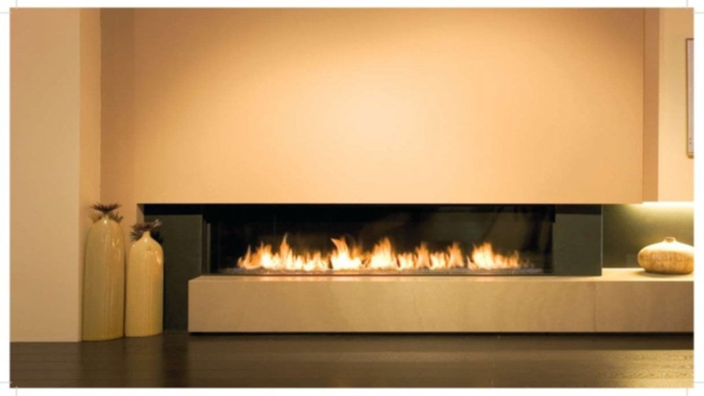 Wall Decorating Tips Modern Contemporary Gas Fireplace Ventless Gas Fireplace
