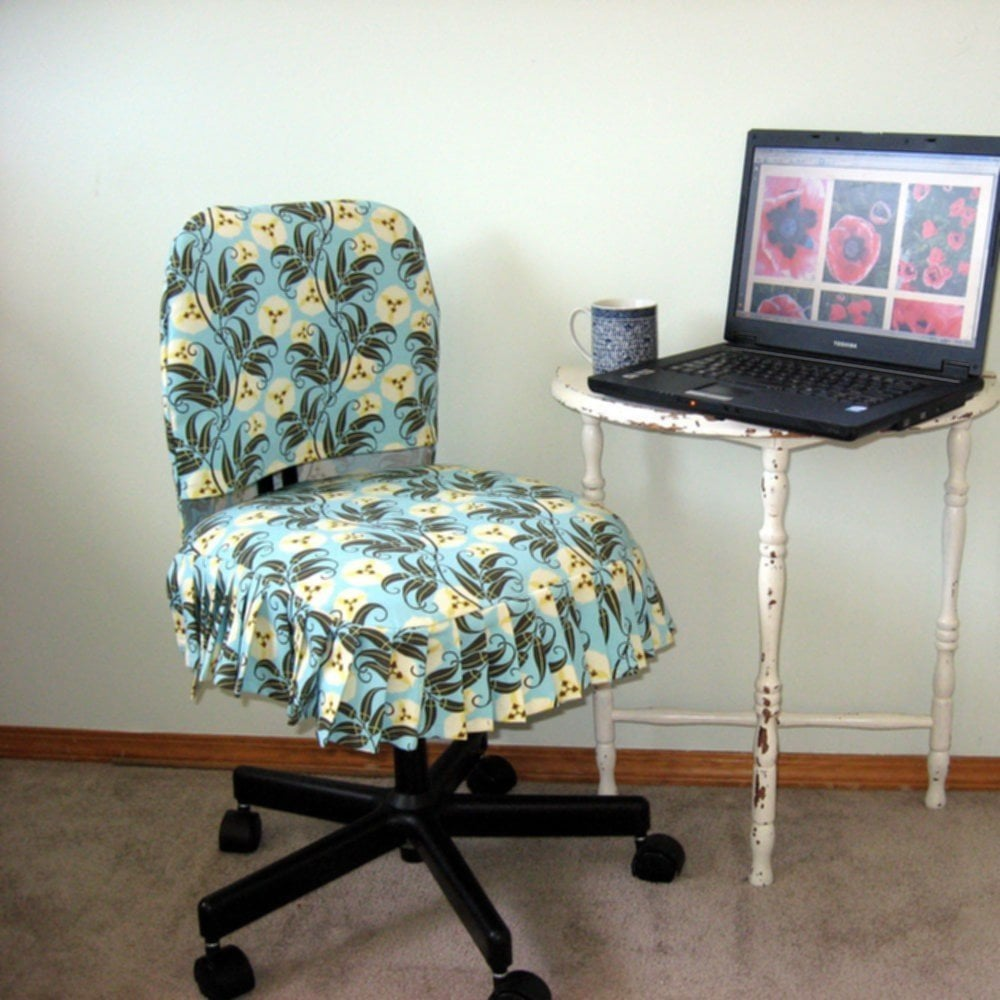 Beautiful Rolling Office Chairs Covers