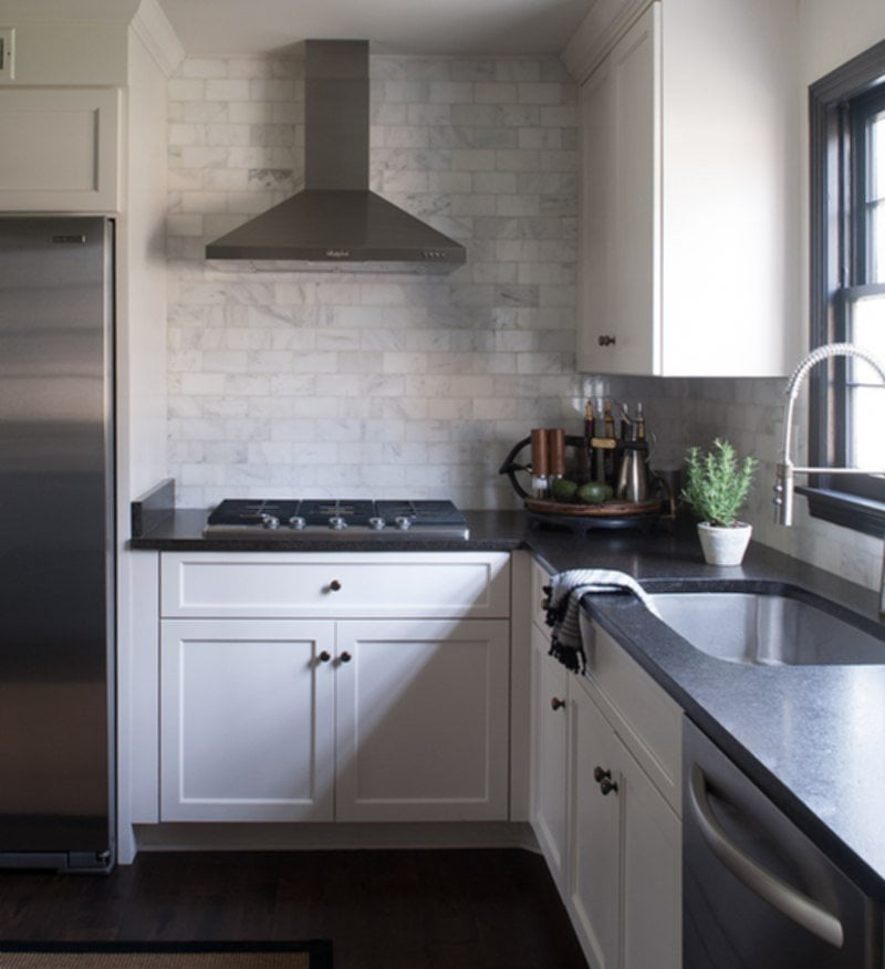 Backsplashes For Dark Granite Countertops Loccie Better