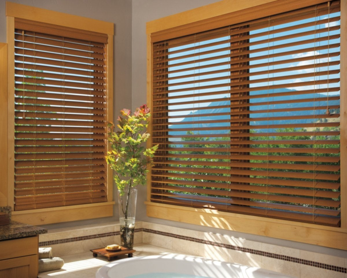 Faux Wood Shutters Best Price