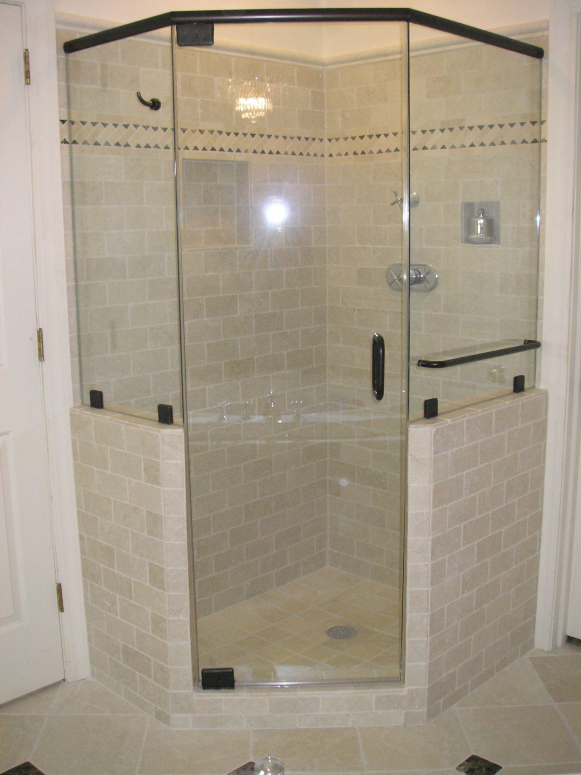 Frameless Glass Shower Doors Ideas