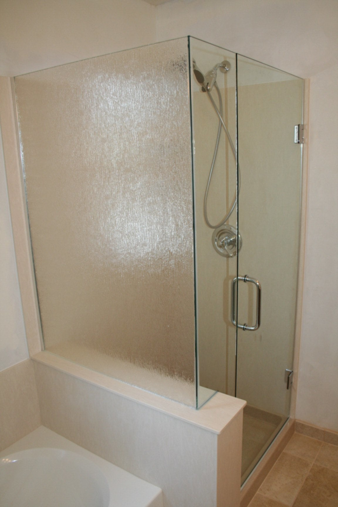 Frameless Glass Shower Doors Size