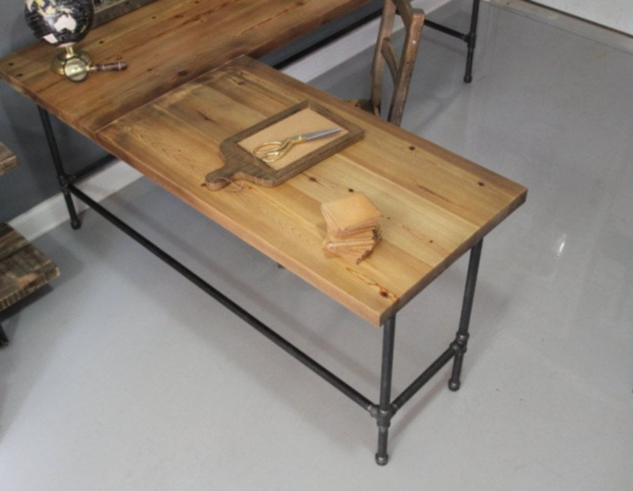 Reclaimed Wood Office Desks For Home