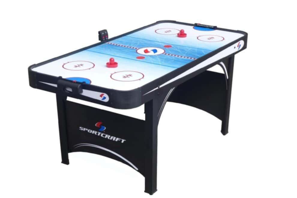 Style Of Kids Air Hockey Table