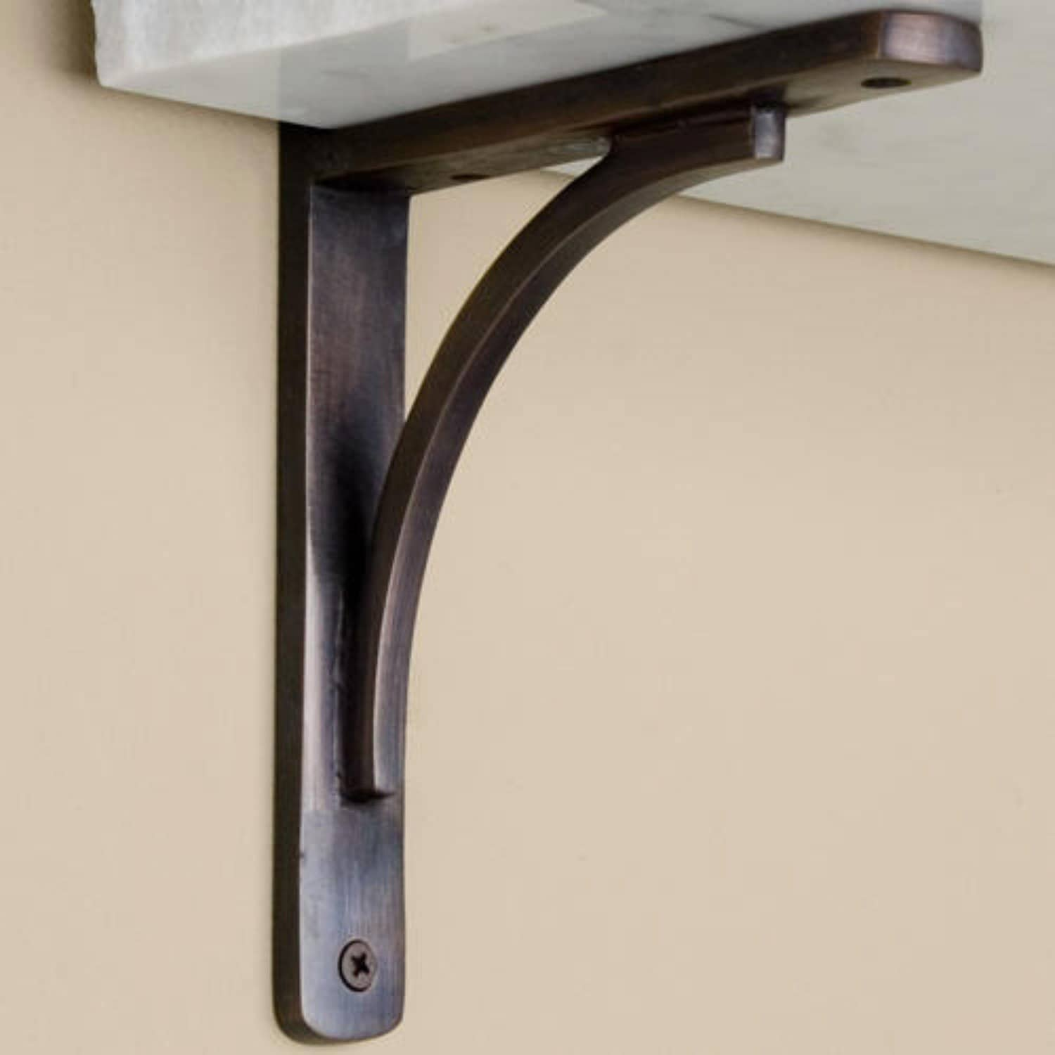 Wooden Shelf Brackets Design