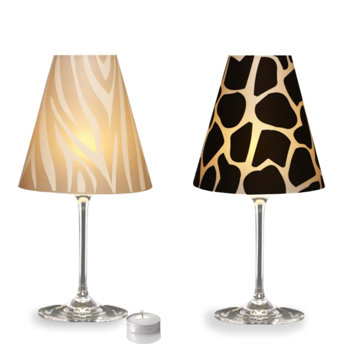 Beautiful Glass Lamp Shades
