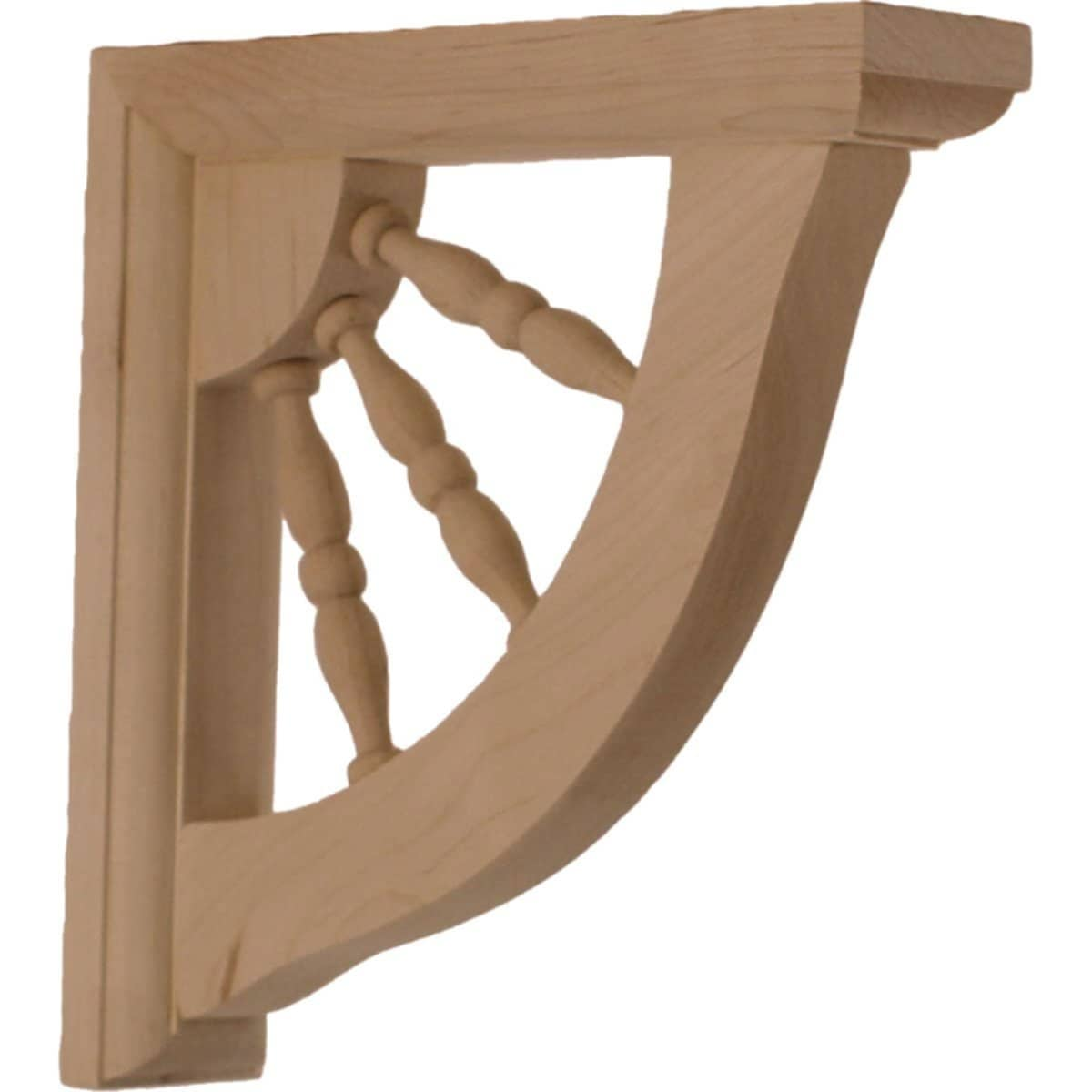 Wood Shelf Brackets Image