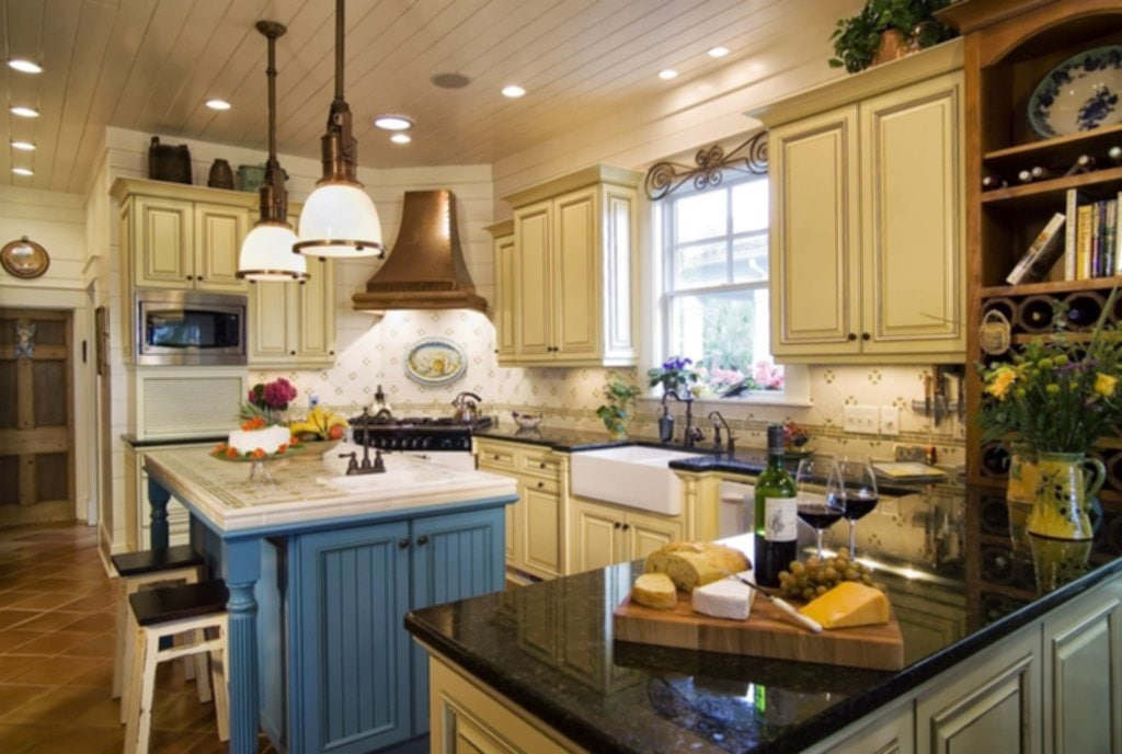 5 Kitchen Design Appeal Home How To Choose Kitchen Paint Colors