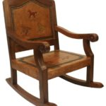 Classic Toddler Rocking Chair
