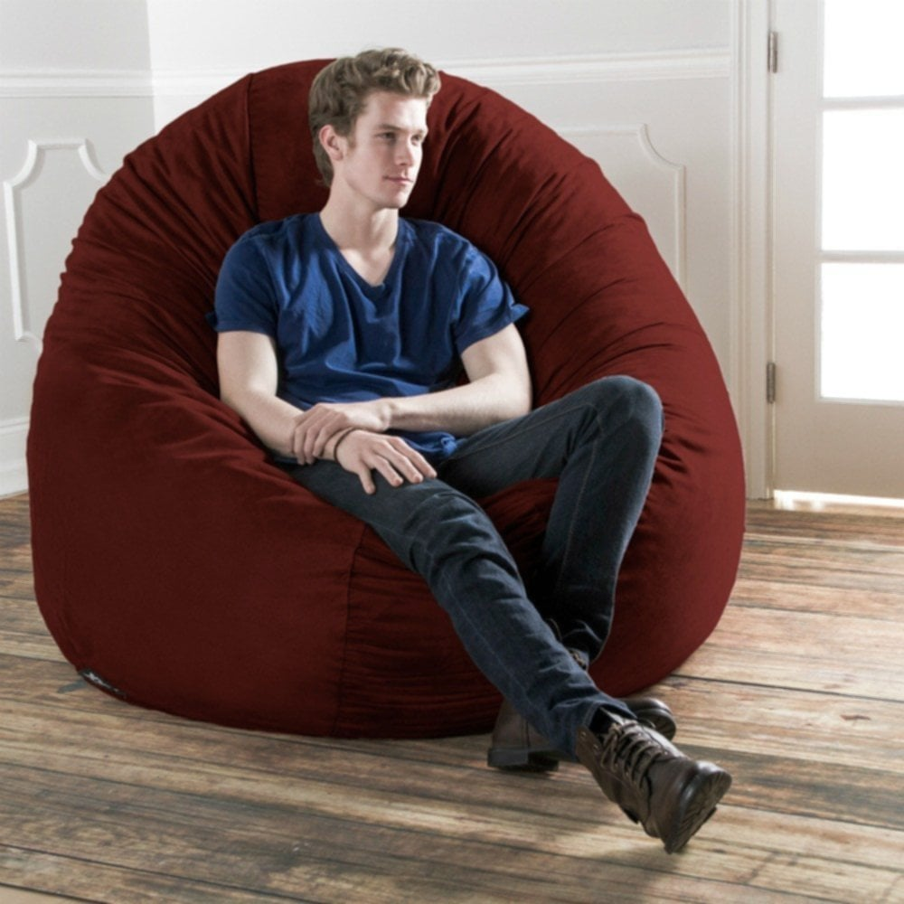 Comely Memory Foam Bean Bag Chair Lustwithalaugh Design Memory Foam Bean Bag Chair Vinyl Bean Bag Chairs Designs Ideas