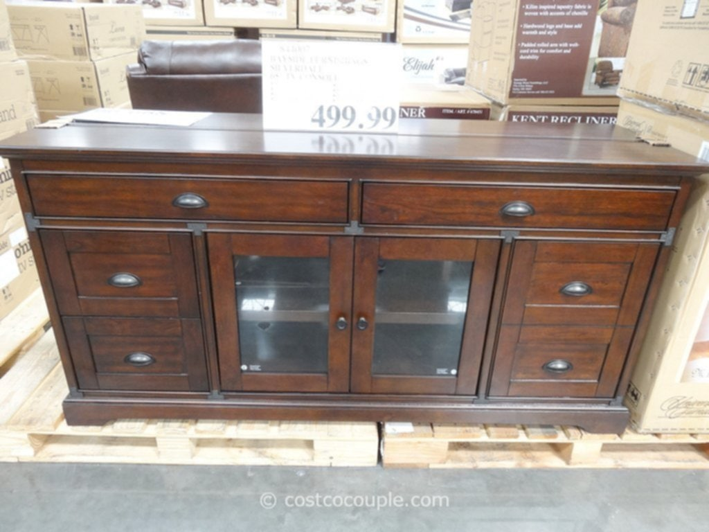 Costco Tv Cabinet Modern Style Home Design Idea Fireplace TV Stand