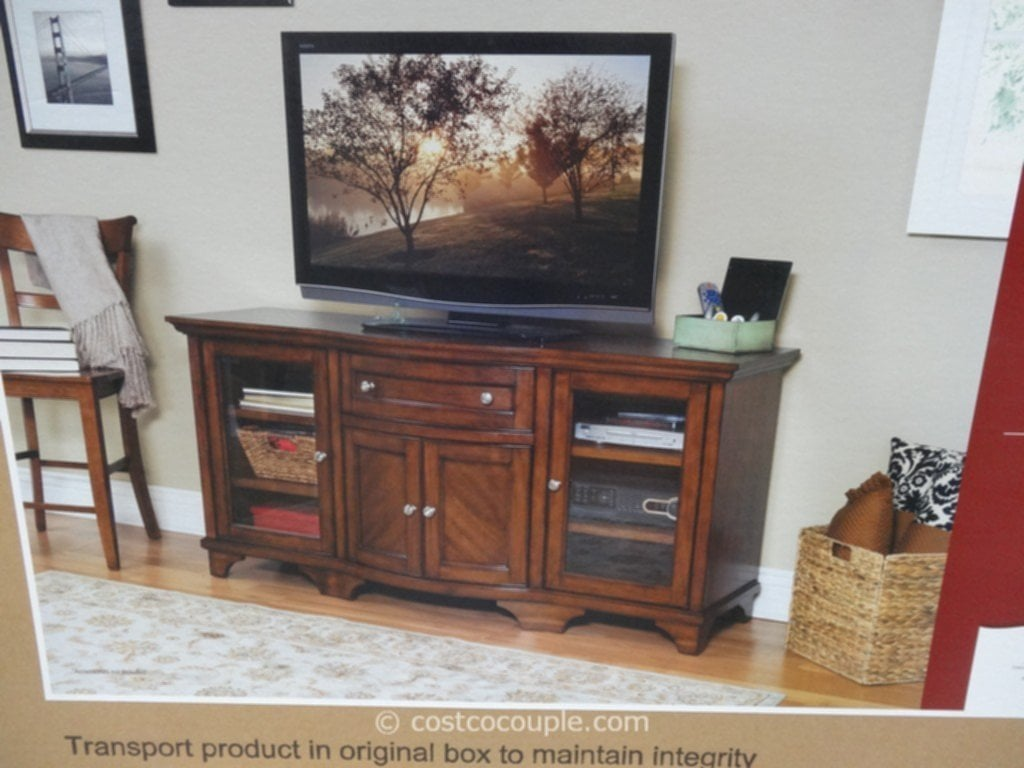 Costco Tv Console Quote Fireplace TV Stand