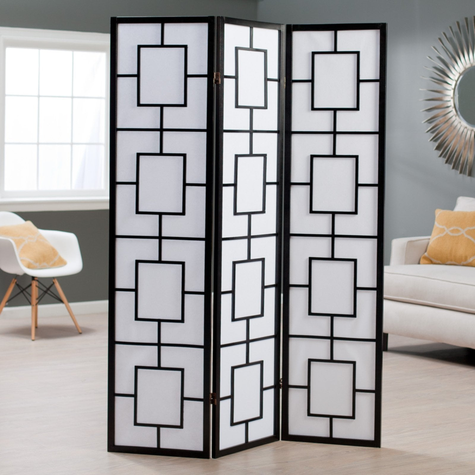 Decorate Folding Room Dividers