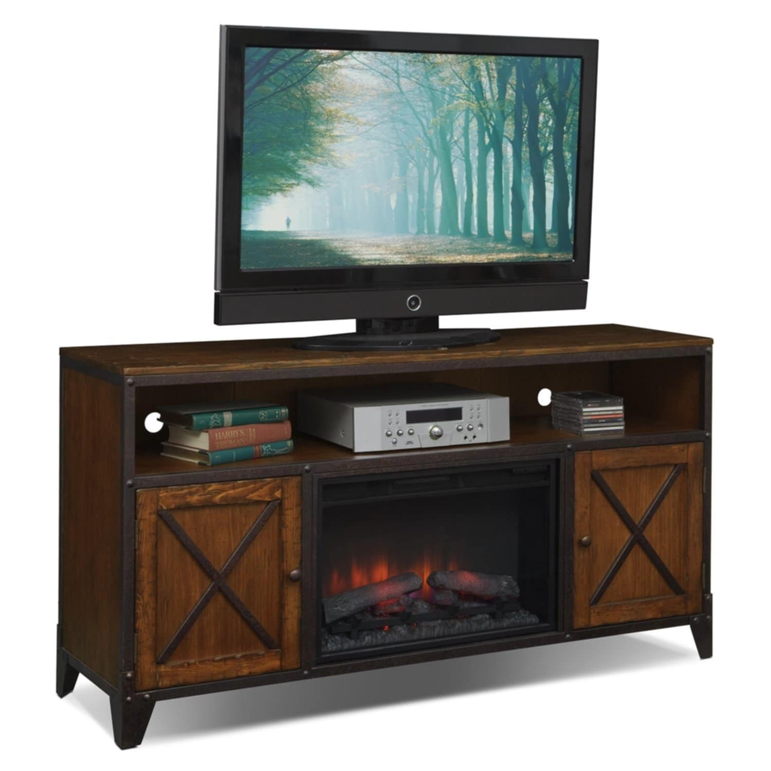 Fireplace Tv Stand For Sale Toronto