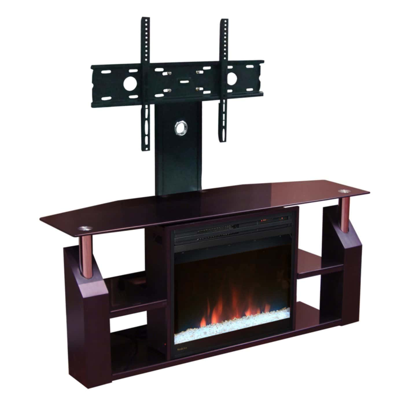 Fireplace Tv Stand With Ipod Dock