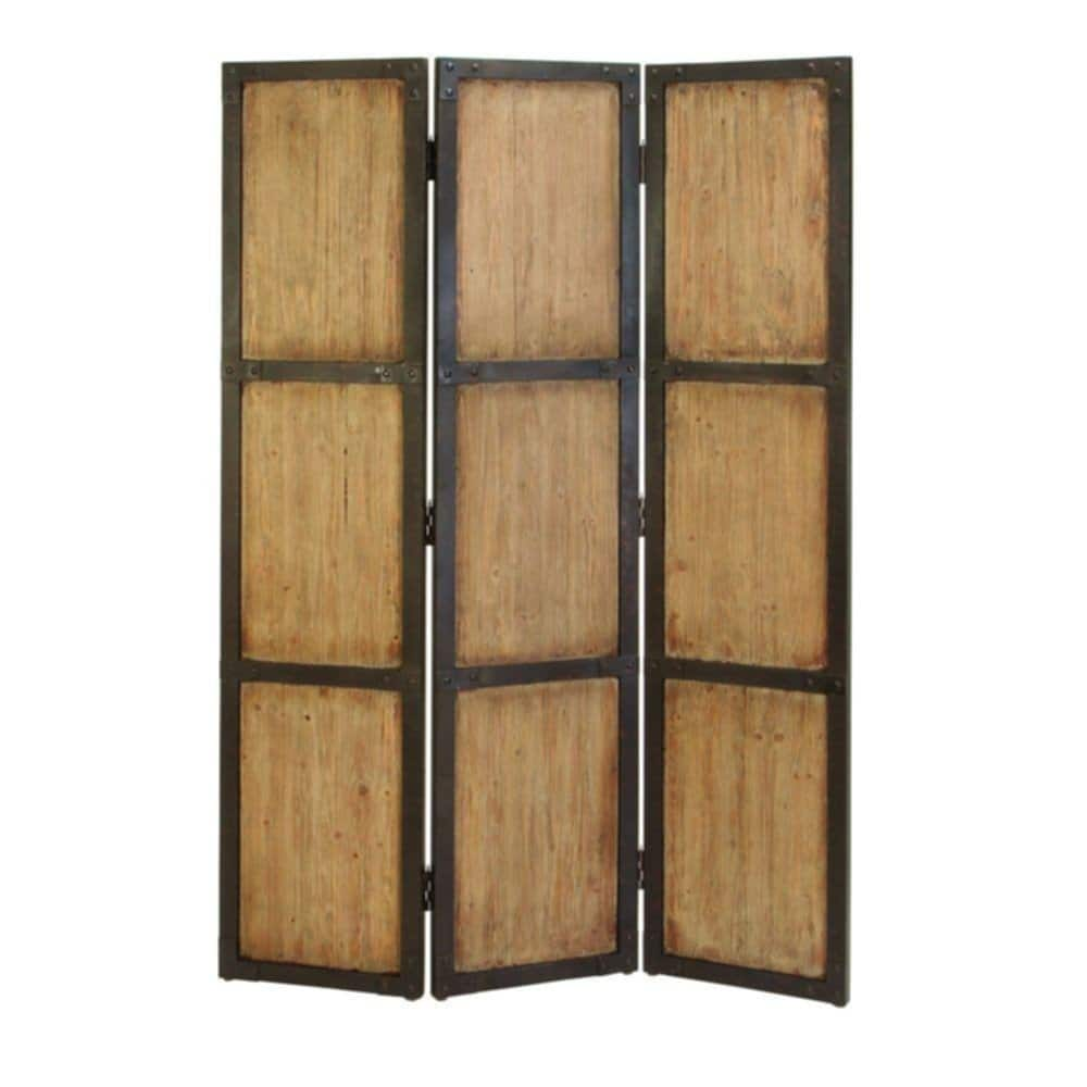 Home Decorator Collection 5 92 Ft Natural 3 Panel Room Folding Room Dividers Are Best Ideas