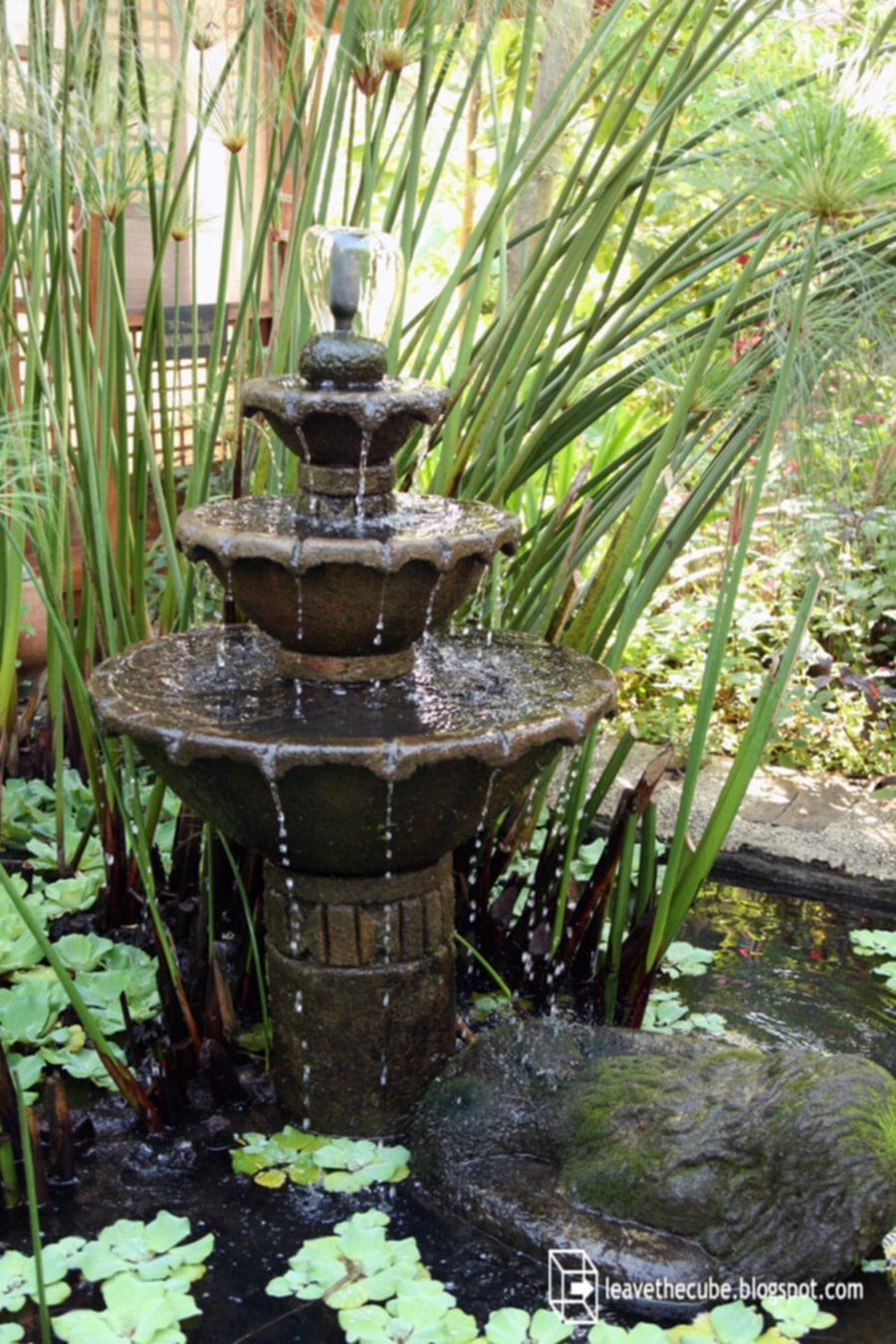 Homemade Water Fountains Gallery