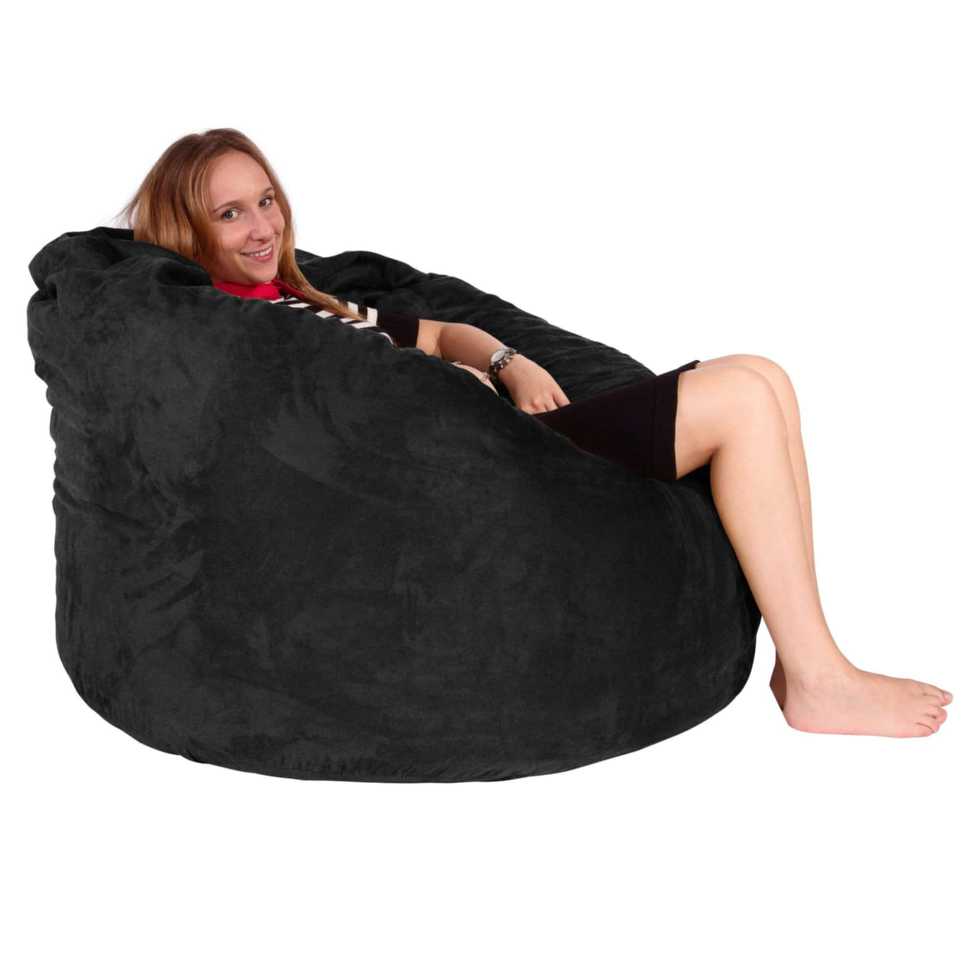 Ideas Memory Foam Bean Bag