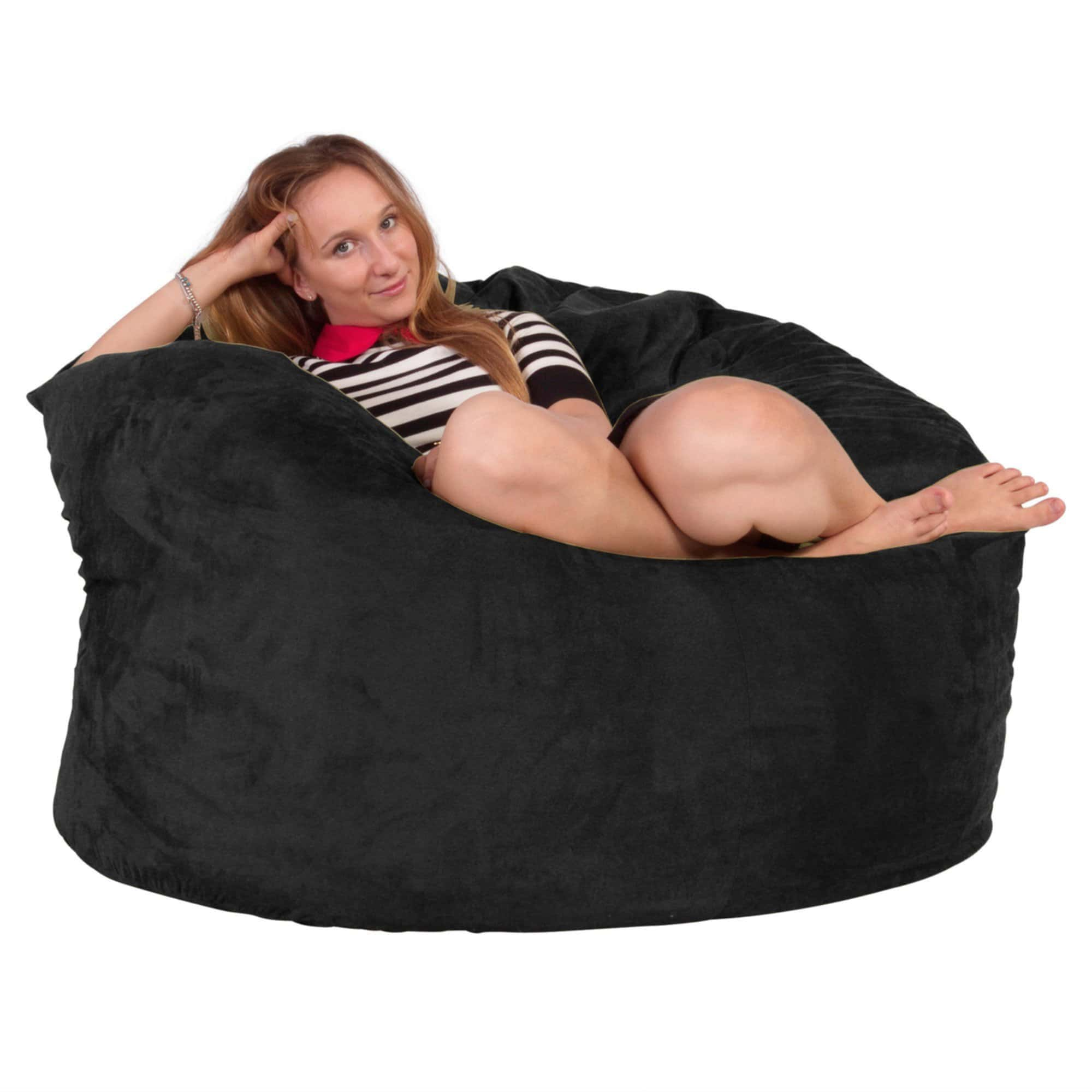 Lounge Memory Foam Bean Bag