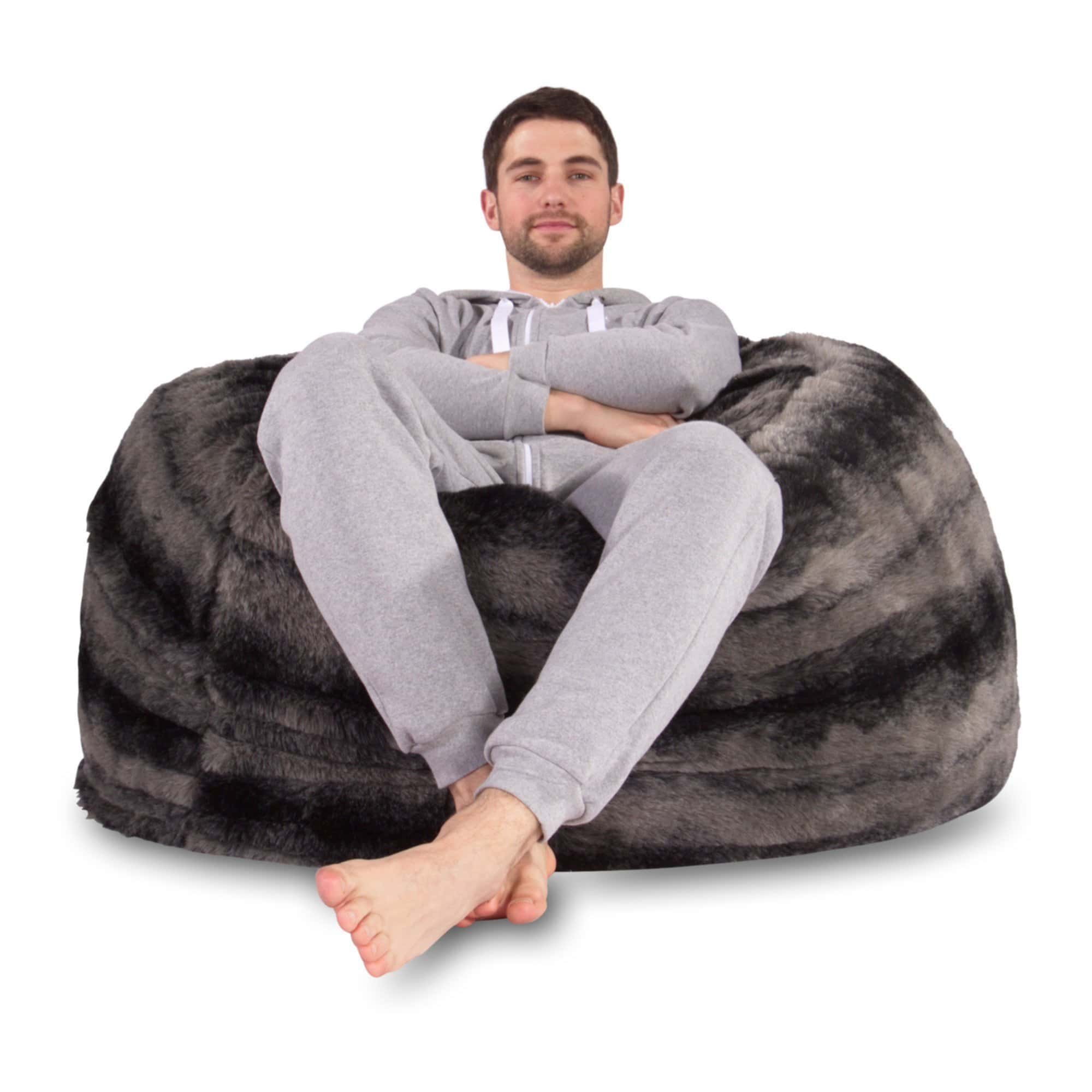 Memory Foam Bean Bag Decor