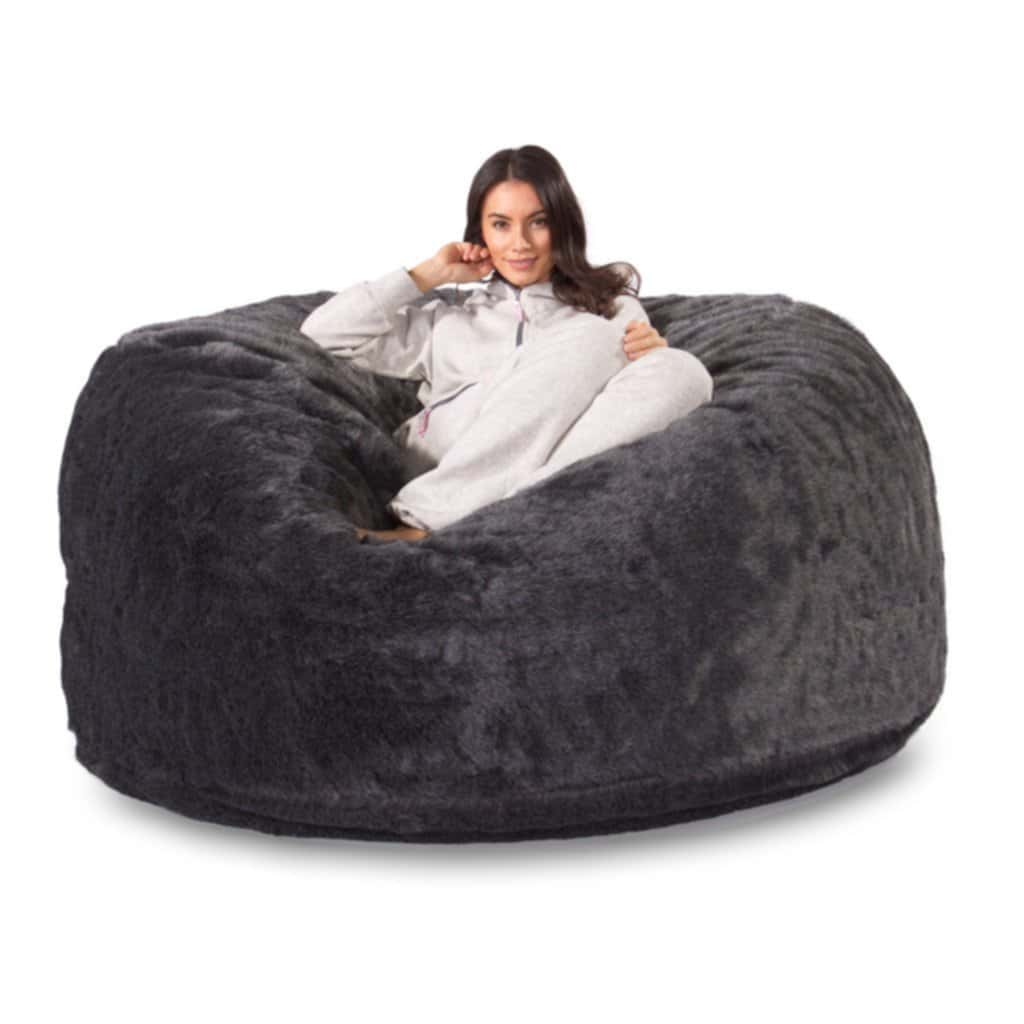 Memory Foam Bean Bag Design