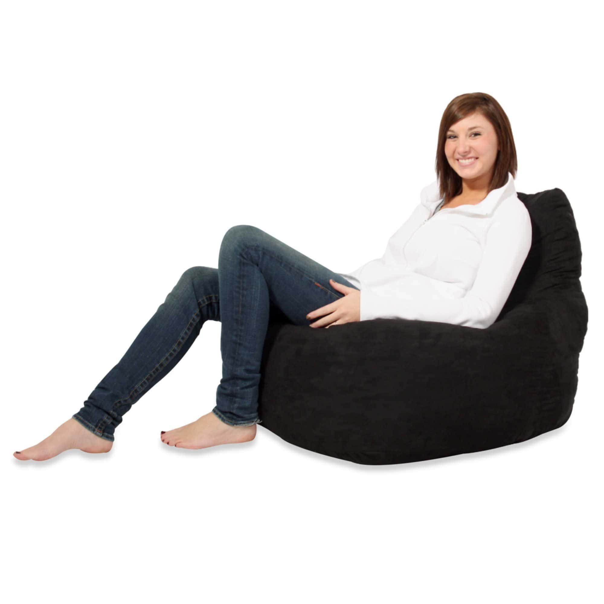 Memory Foam Bean Bag Furniture