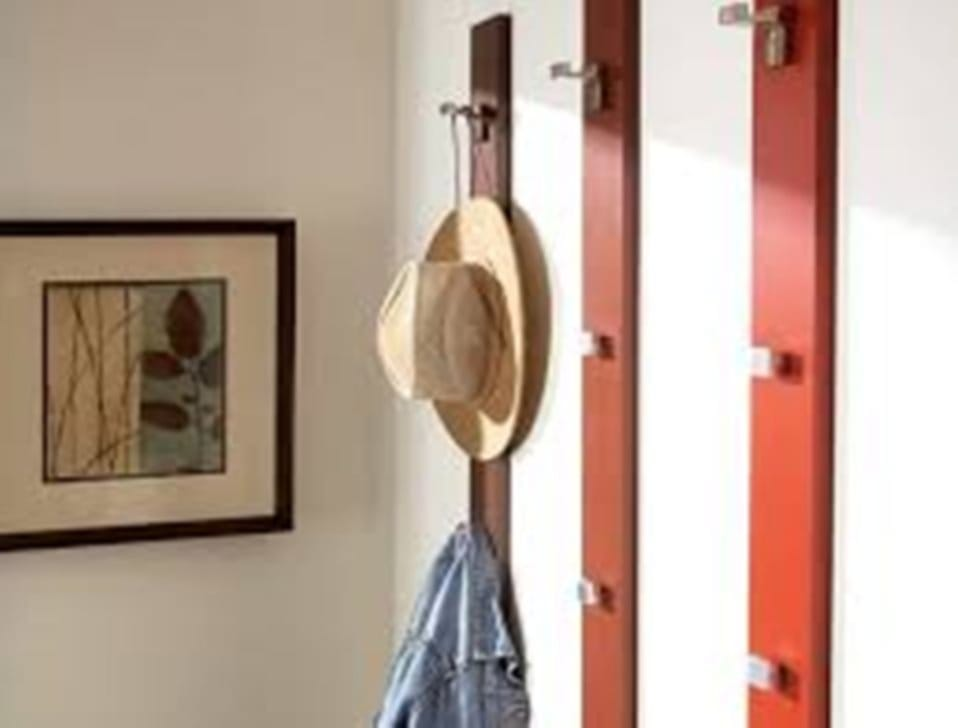 Office Coat Rack Wall Mounted