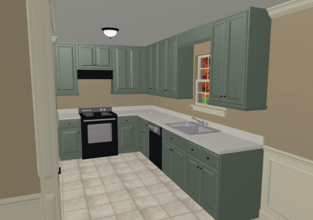 Plan For Painting Color For Kitchen