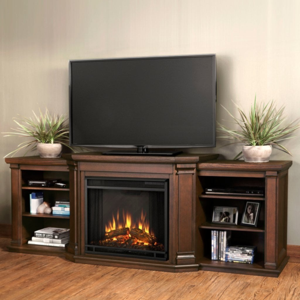 Real Flame Valmont Tv Stand Electric Fireplace Fireplace TV Stand