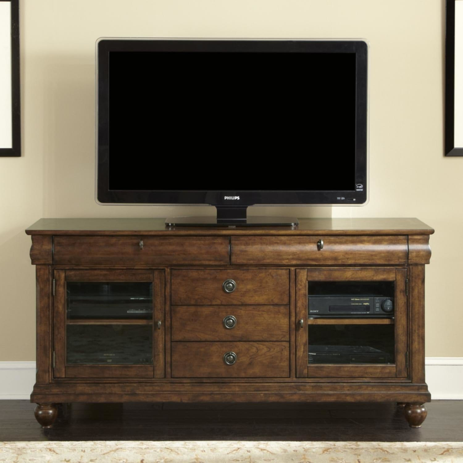 Rustic TV Stand Furniture