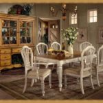 Rustic Wood Dining Chairs