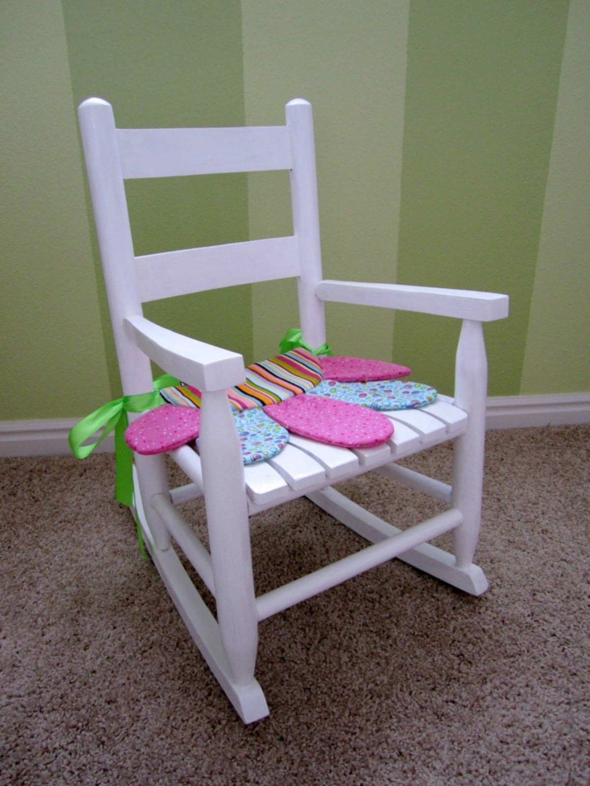 Toddler Rocking Chair Cushions