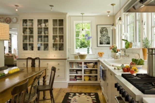 Traditional Classic Country Kitchen Designs