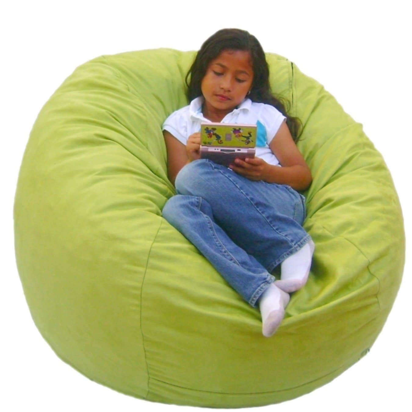 Vinyl Bean Bag Chairs Picture