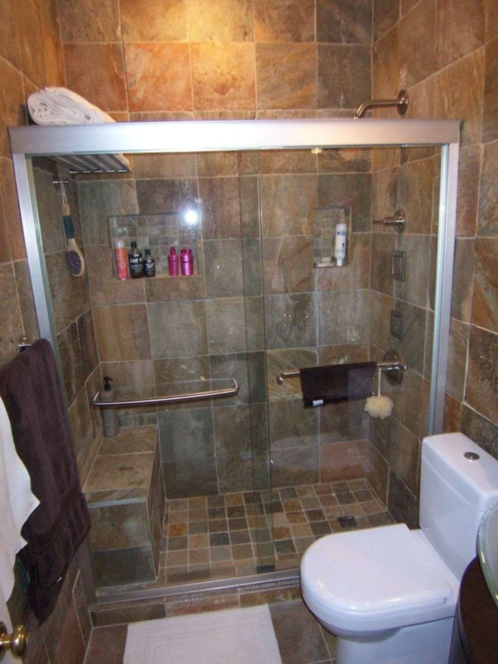 The Latest Bathroom Trends For 2016: Shower Stalls For Small Bathrooms