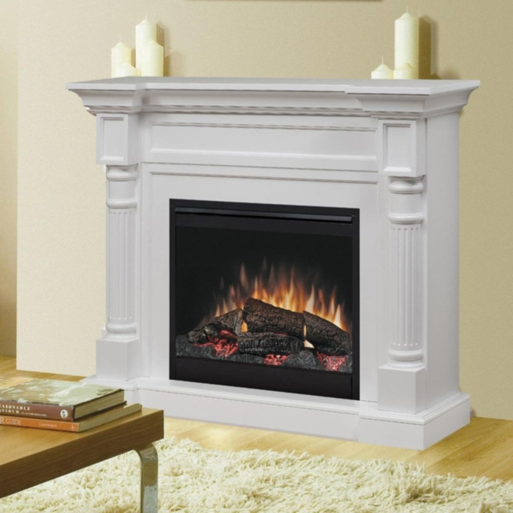 Choosing White Electric Fireplace Best Ideas Electric Fireplace Insert