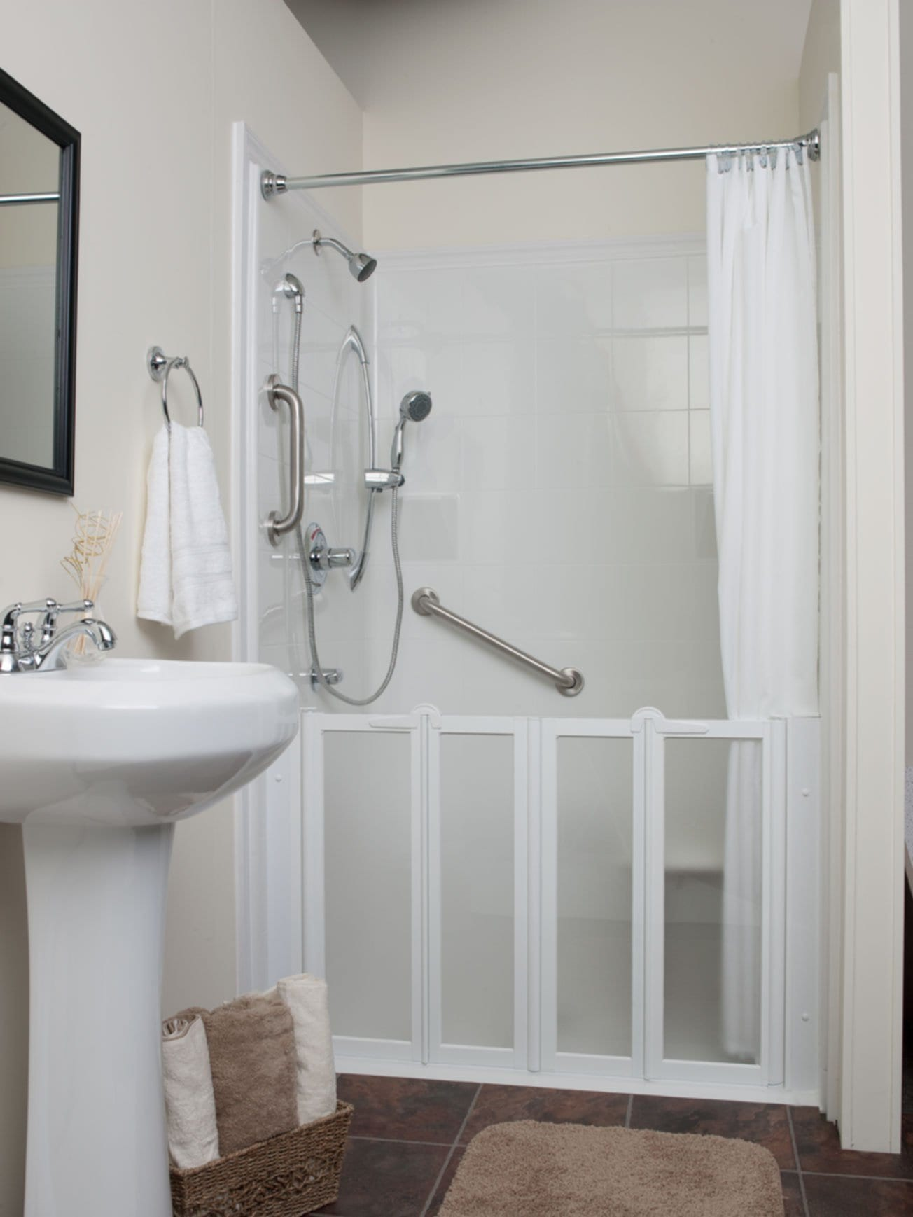 Shower Stalls For Small Bathrooms Loccie Better Homes