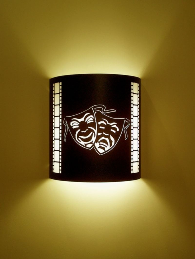 Excellent Home Theater Wall Sconce Design Home Theater Memory Foam Bean Bag Chairs