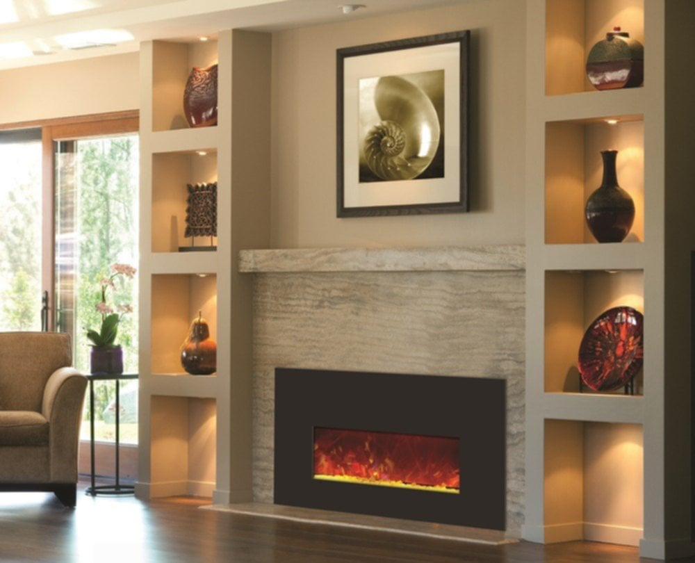 Ideas Electric Fireplace Insert