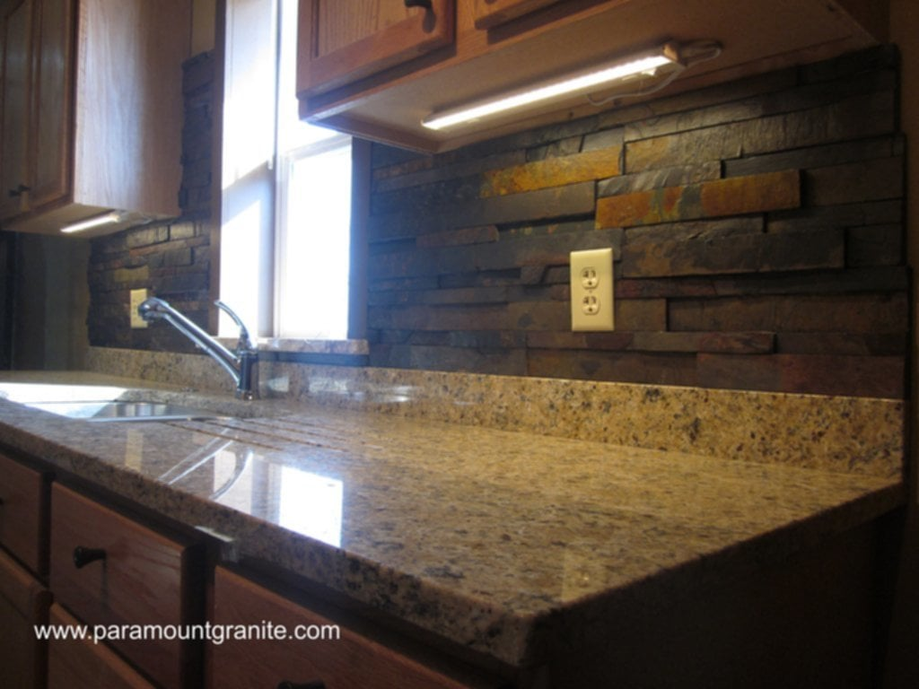 Paramount Granite Blog Add Backsplash Popular Granite Countertop Colors