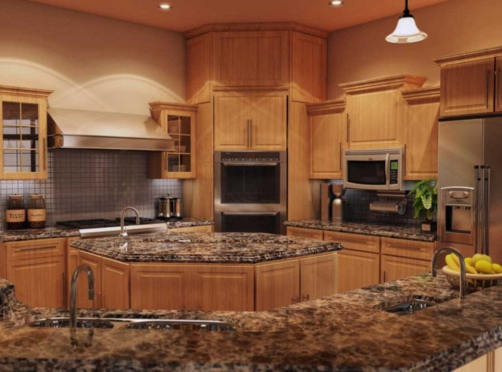 Popular Granite Countertop Color Edge Edge 2018 Popular Granite Countertop Colors