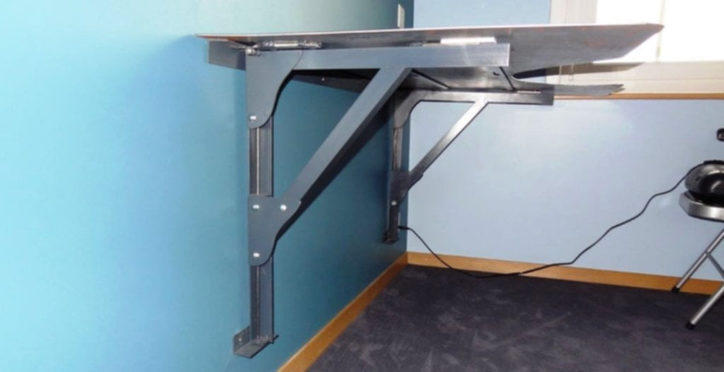 Steel Office Folding Desk Finding Desk Instructions For Folding Tables Legs