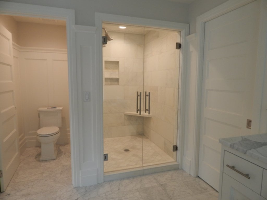 Vision Mirror Shower Door Shower Stalls For Small Bathrooms