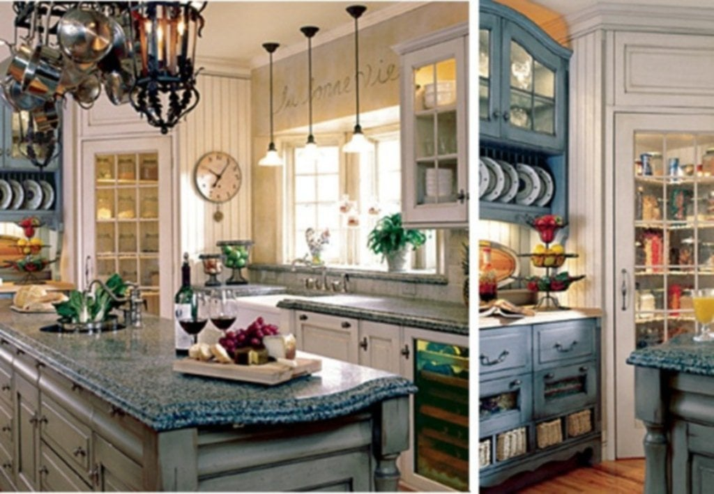 Beautiful Country Style Kitchens