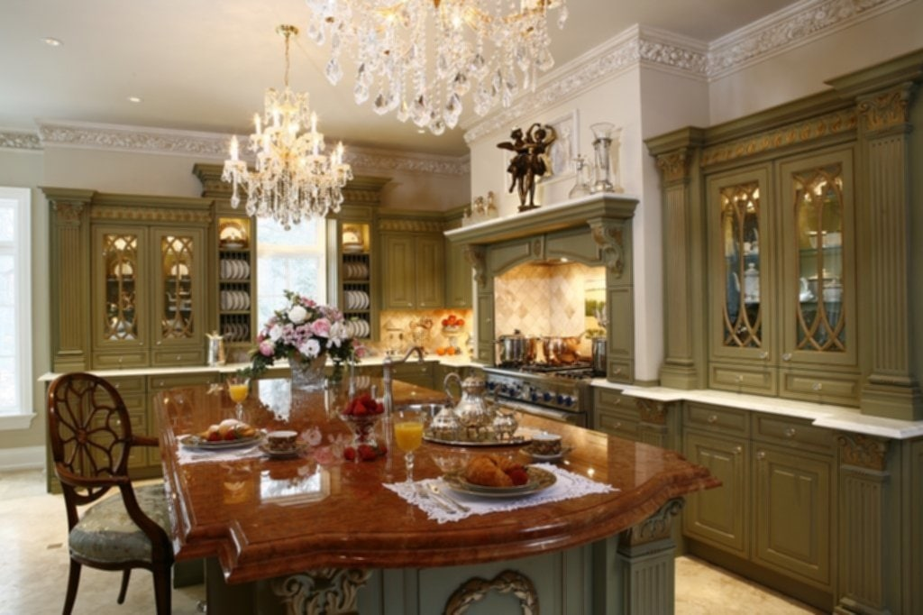 Decorate Beautiful Country Kitchen Decorate Beautiful   Country Kitchens Victorian