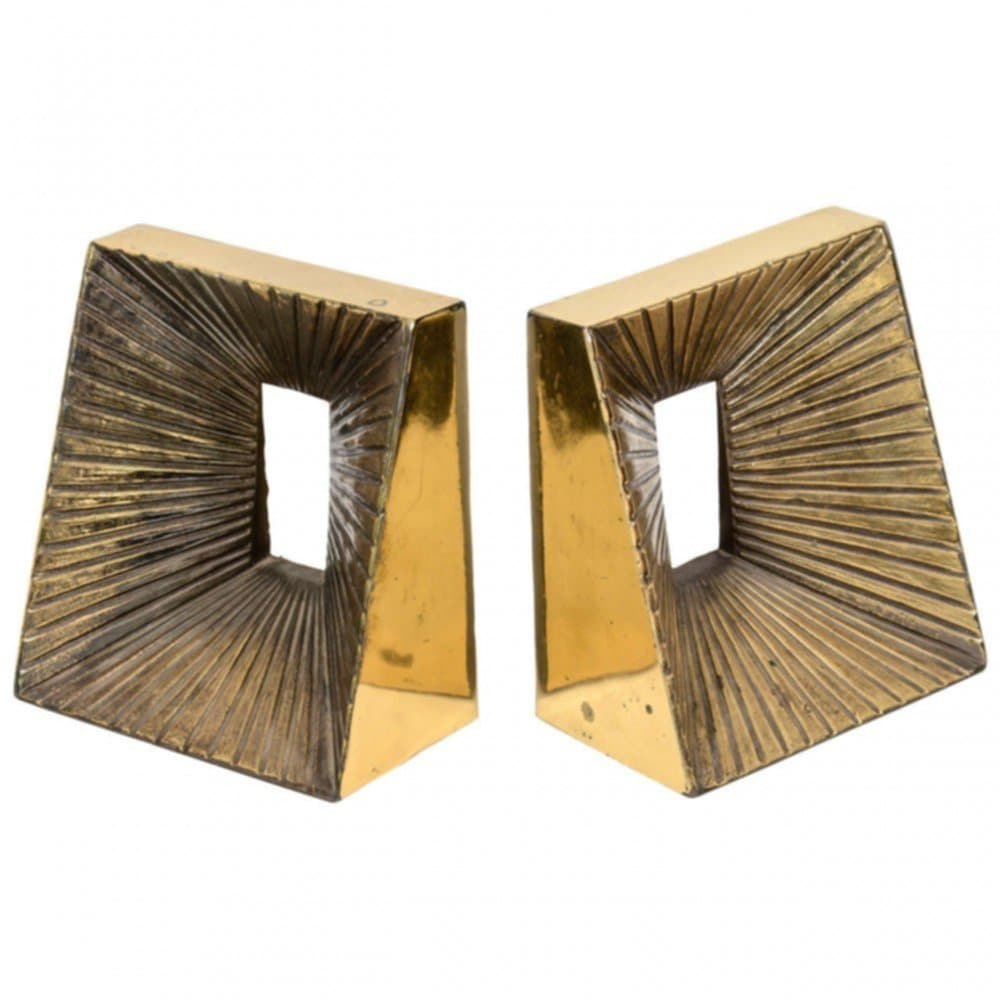 Good Brass Bookends