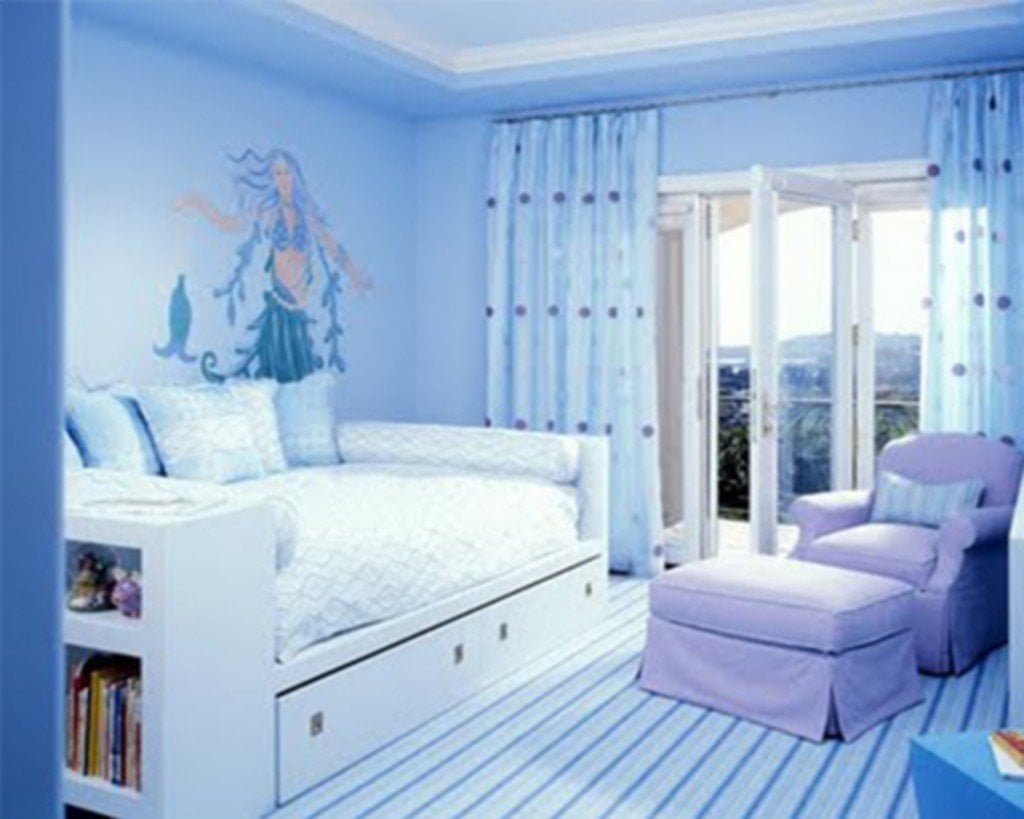 Images Aqua Blue Bedroom Ideas