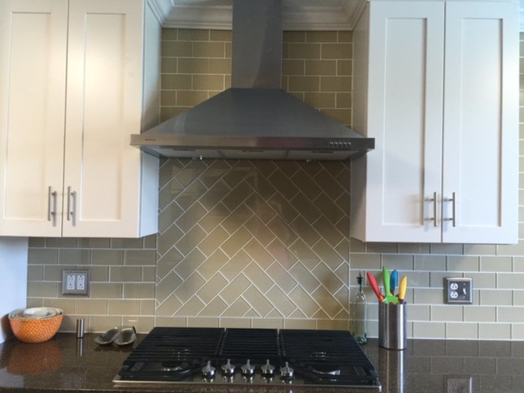 Kithen Design Idea Mosaic Tile Kitchen Backsplash Idea Budget Mirorred Gl Lovely Ideas For Backsplash Ideas With Dark Cabinets