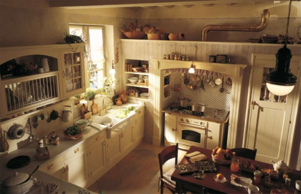 Landhauskueche England Country Style Edle Uechen Decorate Beautiful Country Kitchens Victorian